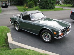 Norma's 1971 - TR6